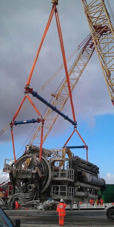 Sectionlift Uk Spreader Beam And Lifting Beam Designers