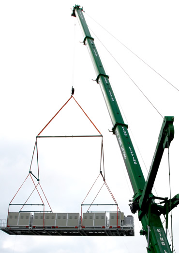 Sectionlift Uk Bespoke Spreader And Lifting Beams Hire